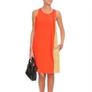 3.1 Phillip Lim Silk Two-tone Dress